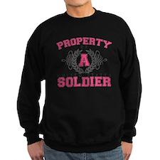 propertyofasoldier2 Sweatshirt