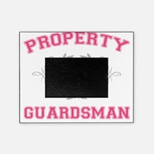 Propertyguard2white Picture Frame