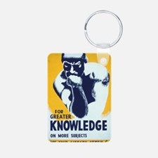 For Greater Knowledge Use  Keychains