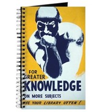 For Greater Knowledge Use Your Library Oft Journal