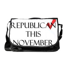 RepublicanFront Messenger Bag