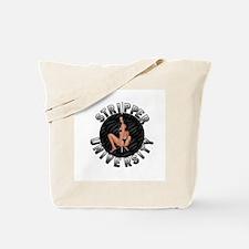 Stripper University Tote Bag