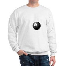No Off Season Pool White Sweatshirt