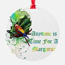Anytime Margarita Ornament