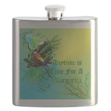 Anytime bbackground lime Flask
