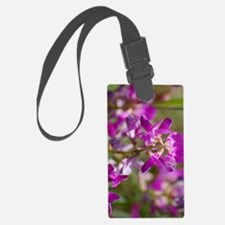 Purple_Flower_iPad Luggage Tag