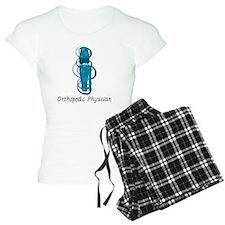 Orthopedic Physician BLUE K Pajamas