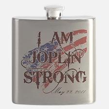 Joplin Strong Flask