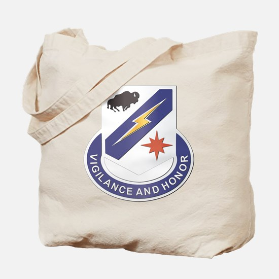 DUI - 3rd BCT - Special Troops Bn Tote Bag