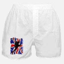 JETPACKS_ARE_GO_UNIONJACK_c Boxer Shorts