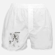JETPACK_MULTI_blk_c Boxer Shorts