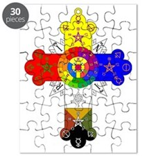 Rose_Cross_Lamen Puzzle