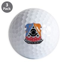 Army 53rd Infantry Brigade Combat Team  Golf Ball