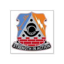"Army 53rd Infantry Brigade  Square Sticker 3"" x 3"""
