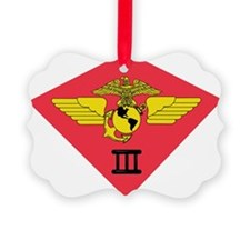 SSI - 3RD MARINE AIR WING Ornament