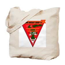 SSI-  MARINE AIRCRAFT GROUP 16 Tote Bag