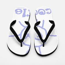cooty Flip Flops
