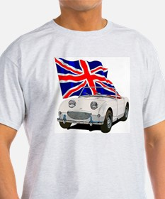 Austin healey sprite t shirts shirts tees custom for Custom t shirts austin texas