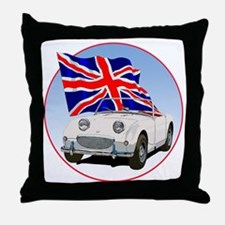 Bugeye-OEW-10trans Throw Pillow