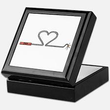 Heart TNT Fuse Keepsake Box