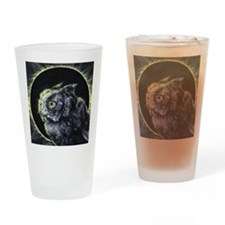 Portent Drinking Glass