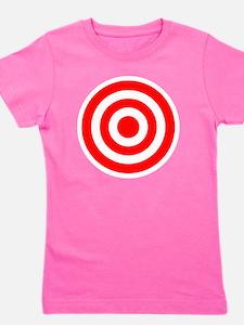 target Girl's Tee