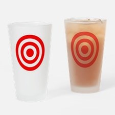 target Drinking Glass