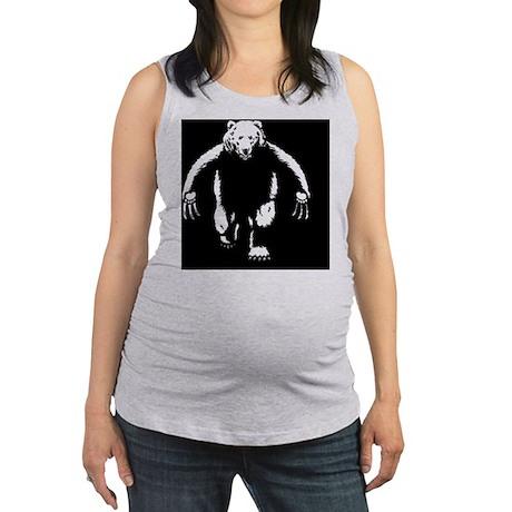bear-verine-OV Maternity Tank Top