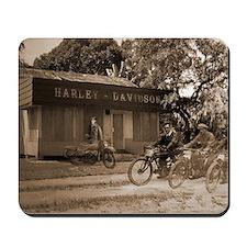Harley Shop Mousepad
