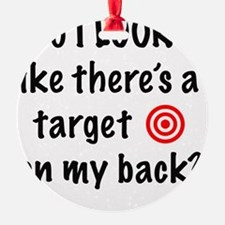 targetFront Ornament