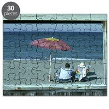 Out at the Beach Puzzle