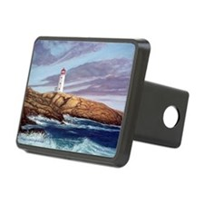 Peggys Cove Lighthouse png Hitch Cover