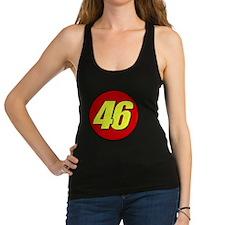 VRThundercats46 Racerback Tank Top