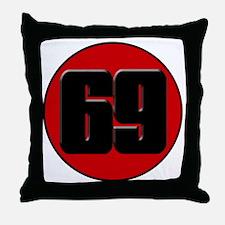 haydentclogo Throw Pillow