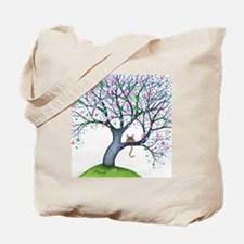 tree new york bigger Tote Bag