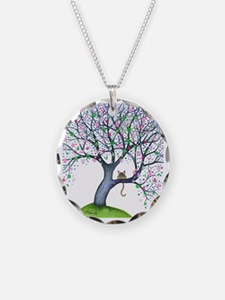 tree new york bigger Necklace