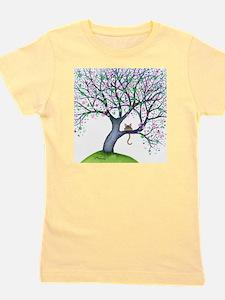 tree new york bigger Girl's Tee