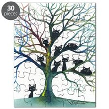 tree stray cats culpeper bigger Puzzle