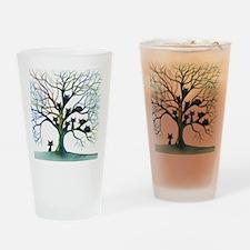 tree stray cats culpeper bigger Drinking Glass