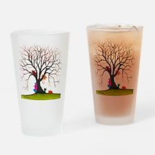 tree inglewood bigger Drinking Glass