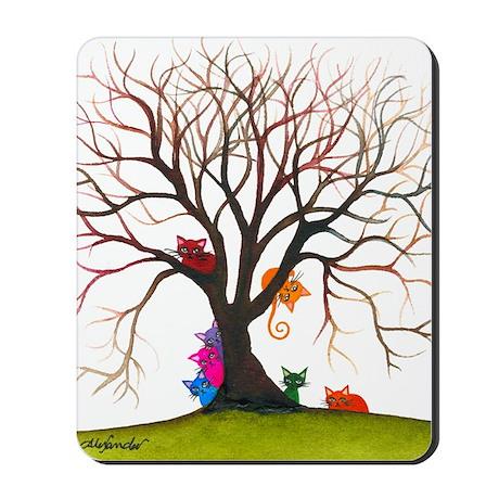tree inglewood bigger Mousepad