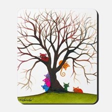 tree inglewood bigger Mousepad