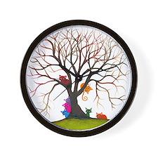 tree inglewood bigger Wall Clock