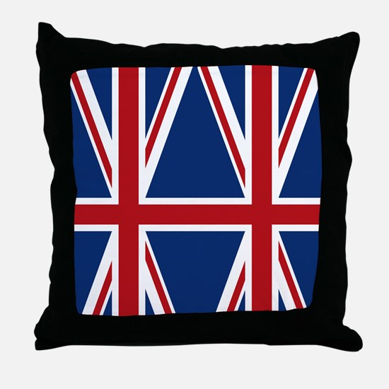 union-jack_ff Throw Pillow