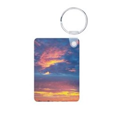 Costa_Rica_Sunset_iTouch Keychains