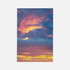 Costa_Rica_Sunset_iTouch Rectangle Magnet
