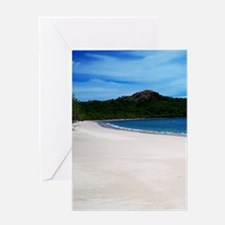 Costa_Rica_Beach_iTouch Greeting Card