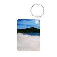 Costa_Rica_Beach_iTouch Keychains