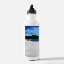 Costa_Rica_Beach_iTouc Water Bottle