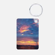 Costa_Rica_Sunset_iPad Keychains